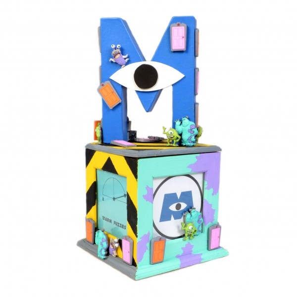 DIU Disney Monsters Inc Photo Cube
